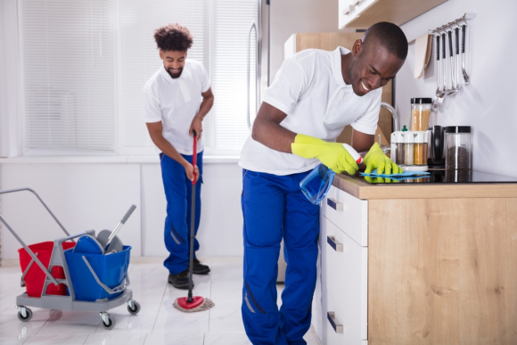 Cleaning Services: Keeping Your Airbnb Rental Clean